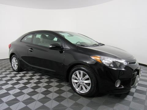2015 Kia Forte Koup for sale in Akron, OH