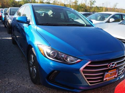 2018 Hyundai Elantra for sale in Akron, OH