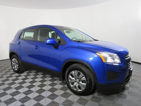 2015 Chevrolet Trax for sale in Akron, OH