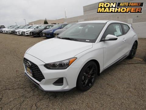 Captivating 2019 Hyundai Veloster Turbo For Sale In Akron, OH