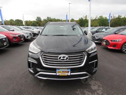 2019 Hyundai Santa Fe XL for sale in Akron, OH