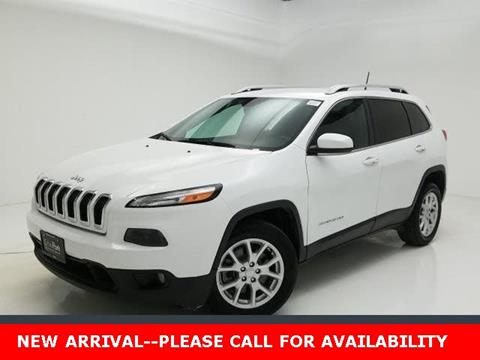 2016 Jeep Cherokee for sale in Akron, OH
