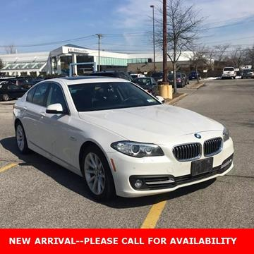 2015 BMW 5 Series for sale in Akron, OH