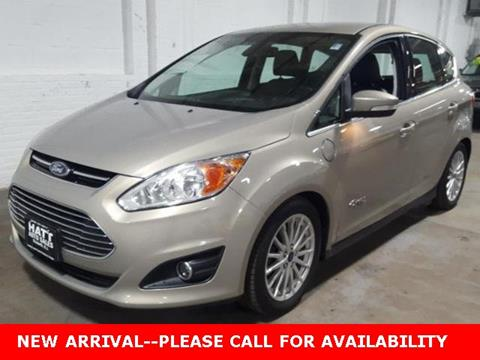 2016 Ford C-MAX Energi for sale in Akron, OH