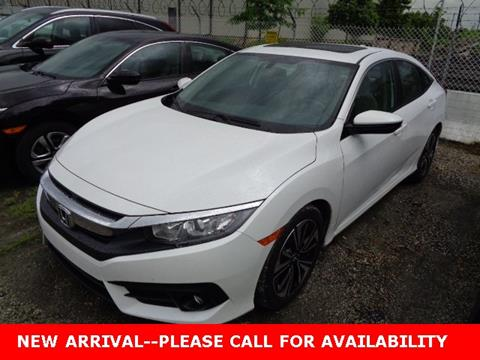 2016 Honda Civic for sale in Akron, OH