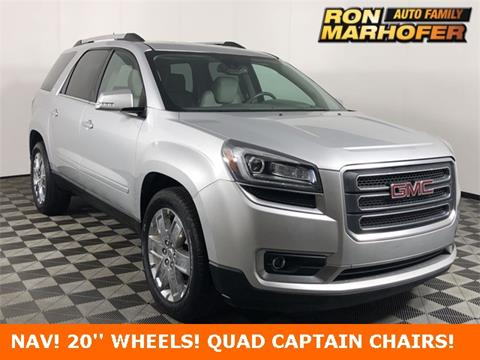 2017 GMC Acadia Limited for sale in Akron, OH