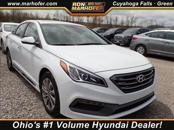 2017 Hyundai Sonata for sale in Akron, OH