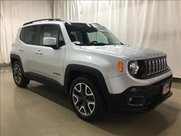 2015 Jeep Renegade for sale in Akron, OH