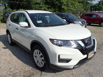 2017 Nissan Rogue for sale in Cuyahoga Falls, OH