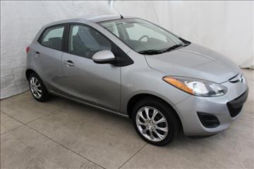 2014 Mazda MAZDA2 for sale in Cuyahoga Falls, OH