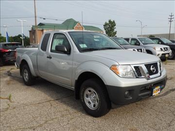 2017 Nissan Frontier for sale in Cuyahoga Falls, OH