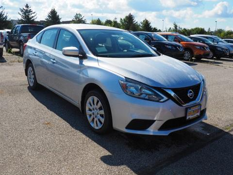 2017 Nissan Sentra for sale in Cuyahoga Falls, OH