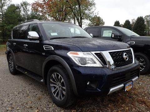 2018 Nissan Armada for sale in Cuyahoga Falls, OH
