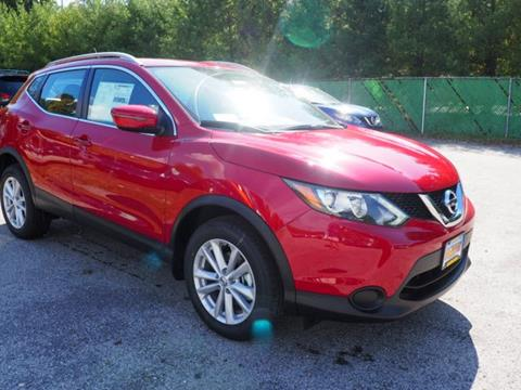 2017 Nissan Rogue Sport for sale in Cuyahoga Falls, OH
