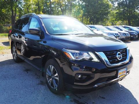 2018 Nissan Pathfinder for sale in Cuyahoga Falls, OH