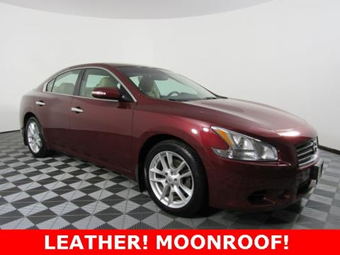 2011 Nissan Maxima for sale in Cuyahoga Falls, OH