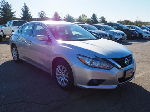 2018 Nissan Altima for sale in Cuyahoga Falls, OH