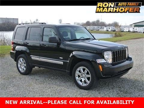 2012 Jeep Liberty for sale in Cuyahoga Falls, OH