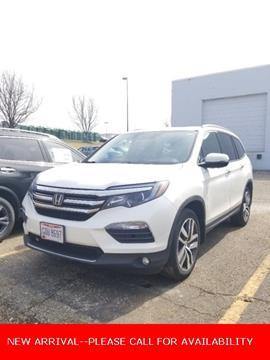 2016 Honda Pilot for sale in Cuyahoga Falls, OH