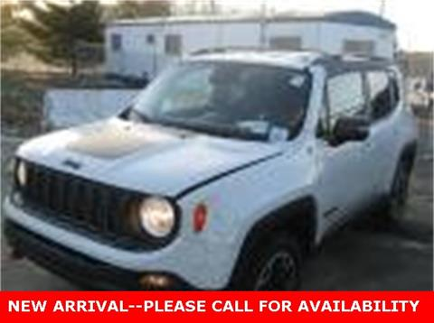 2015 Jeep Renegade for sale in Cuyahoga Falls, OH