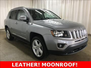 2014 Jeep Compass for sale in Cuyahoga Falls, OH