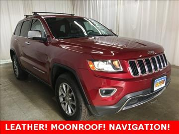 2014 Jeep Grand Cherokee for sale in Cuyahoga Falls, OH