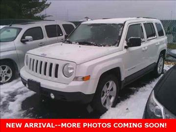 2014 Jeep Patriot for sale in Cuyahoga Falls, OH