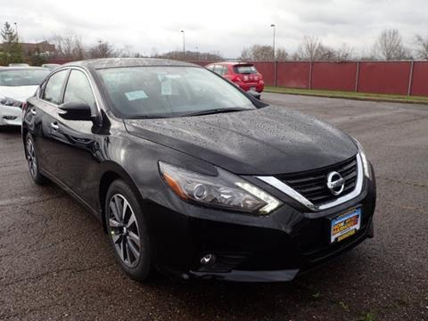 2017 Nissan Altima for sale in Cuyahoga Falls, OH