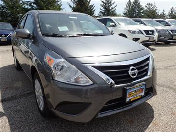 2017 Nissan Versa for sale in Cuyahoga Falls, OH