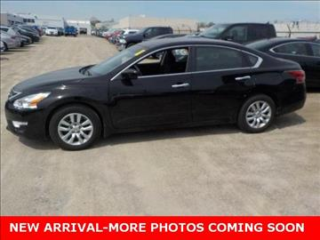 2015 Nissan Altima for sale in Cuyahoga Falls, OH