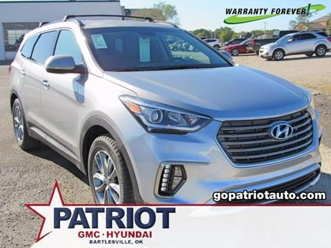 2018 Hyundai Santa Fe for sale in Bartlesville, OK