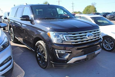 2019 Ford Expedition MAX for sale in Bartlesville, OK