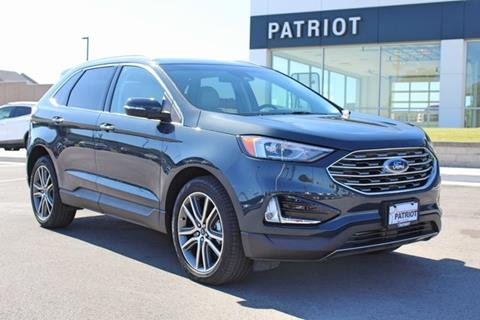 2019 Ford Edge for sale in Bartlesville, OK