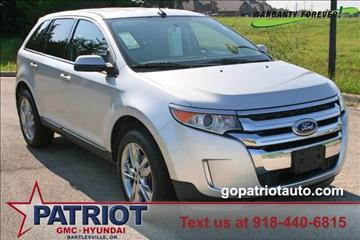 2013 Ford Edge for sale in Bartlesville, OK