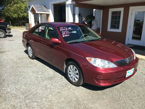 2005 Toyota Camry for sale in Newport, VT