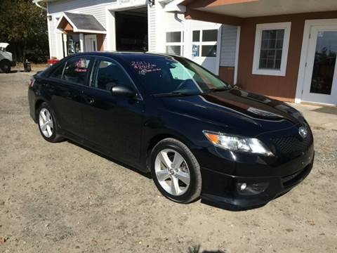 2011 Toyota Camry for sale in Newport, VT
