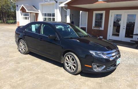 2012 Ford Fusion For Sale >> Used Ford Fusion For Sale In Vermont Carsforsale Com