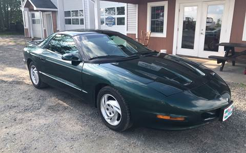 1994 Pontiac Firebird for sale in Newport, VT