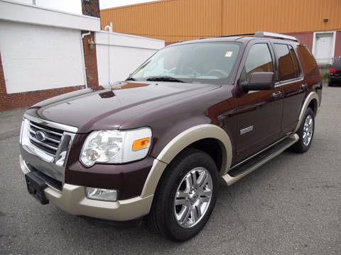 2007 Ford Explorer for sale in Lynn, MA