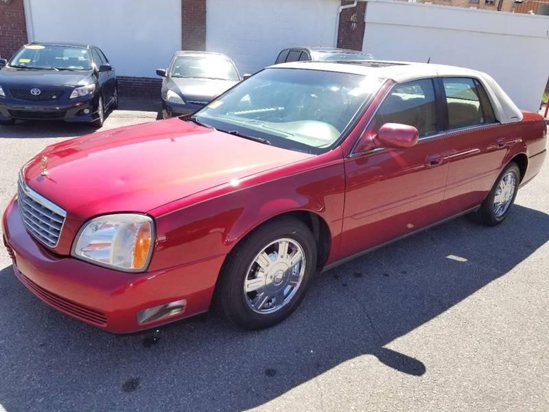 2005 Cadillac Deville 4dr Sedan In Lynn Ma Lynn Motor Sales