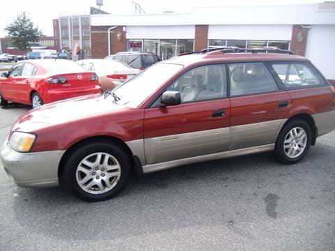 2002 Subaru Outback for sale in Lynn, MA
