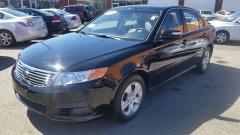 2009 Kia Optima for sale in Lynn, MA