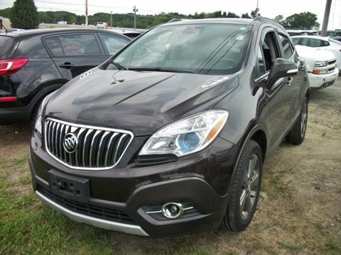 2014 Buick Encore for sale in Shrewsbury, MA