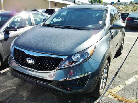 2015 Kia Sportage for sale in Shrewsbury, MA