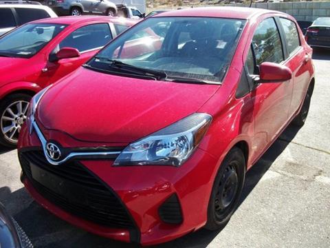 2015 Toyota Yaris for sale in Shrewsbury, MA