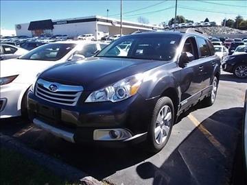 2012 Subaru Outback for sale in Shrewsbury, MA