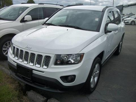 2017 Jeep Compass for sale in Shrewsbury, MA