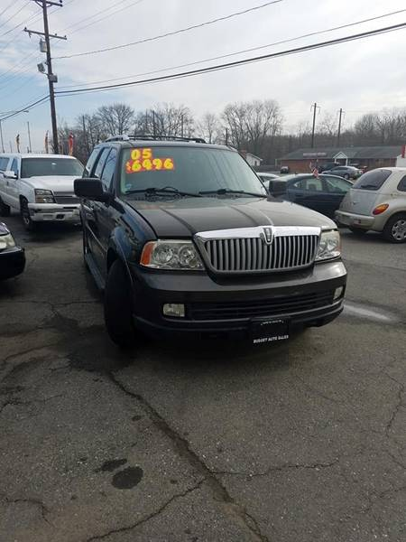 Budget Auto Sales >> 2005 Lincoln Navigator Luxury In Havre De Grace Md Budget Auto