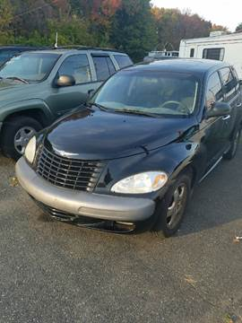 2001 Chrysler PT Cruiser for sale at Budget Auto Sales & Services in Havre De Grace MD