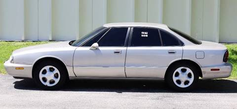 1996 Oldsmobile Eighty-Eight for sale in Davie, FL
